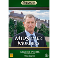 Midsomer Murders - Box 17 (DVD)