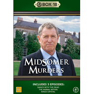 Midsomer Murders - Box 18 (DVD)