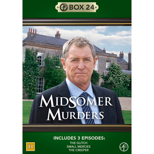 Midsomer Murders - Box 24 (DVD)