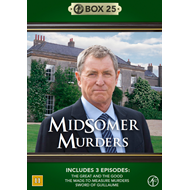 Midsomer Murders - Box 25 (DVD)