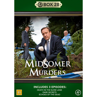 Midsomer Murders - Box 28 (DVD)