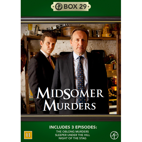 Midsomer Murders - Box 29 (DVD)