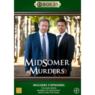Midsomer Murders - Box 31 (DVD)