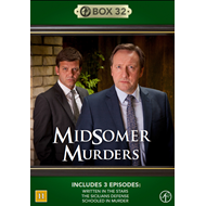 Midsomer Murders - Box 32 (DVD)