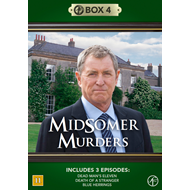 Midsomer Murders - Box 4 (DVD)