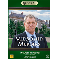 Midsomer Murders - Box 5 (DVD)
