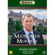 Midsomer Murders - Box 8 (DVD)
