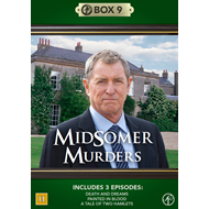 Midsomer Murders - Box 9 (DVD)