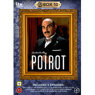 Poirot - Box 10 (DVD)