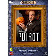 Poirot - Box 13 (DVD)