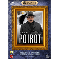 Poirot - Box 14 (DVD)