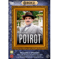 Poirot - Box 2 (DVD)