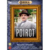 Poirot - Box 4 (DVD)