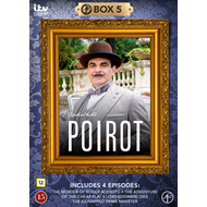 Poirot - Box 5 (DVD)