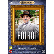 Poirot - Box 6 (DVD)