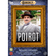 Poirot - Box 7 (DVD)