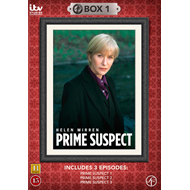 Produktbilde for Prime Suspect - Box 1 (DVD)