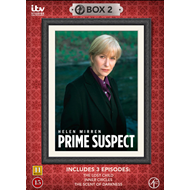 Produktbilde for Prime Suspect - Box 2 (DVD)
