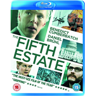 The Fifth Estate (UK-import) (BLU-RAY)