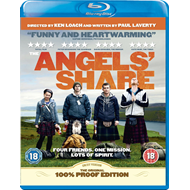 The Angels' Share (UK-import) (BLU-RAY)