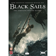 Black Sails - Sesong 2 (DVD)