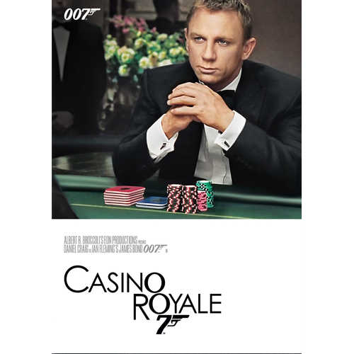 James Bond - Casino Royale (DVD - SONE 1)