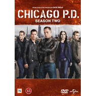Chicago P.D. - Sesong 2 (DVD)
