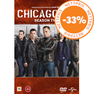 Produktbilde for Chicago P.D. - Sesong 2 (DVD)