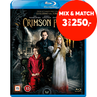 Produktbilde for Crimson Peak (BLU-RAY)