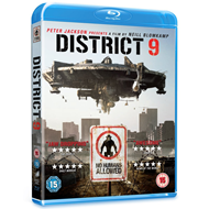 District 9 (UK-import) (BLU-RAY)