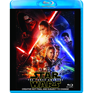 Star Wars: Episode VII - The Force Awakens (BLU-RAY)