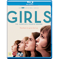 Girls - Sesong 4 (BLU-RAY)