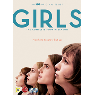 Girls - Sesong 4 (DVD)
