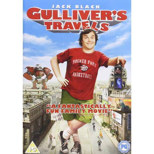 Gulliver's Travels (UK-import) (DVD)