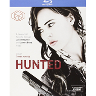 Hunted - Sesong 1 (UK-import) (BLU-RAY)