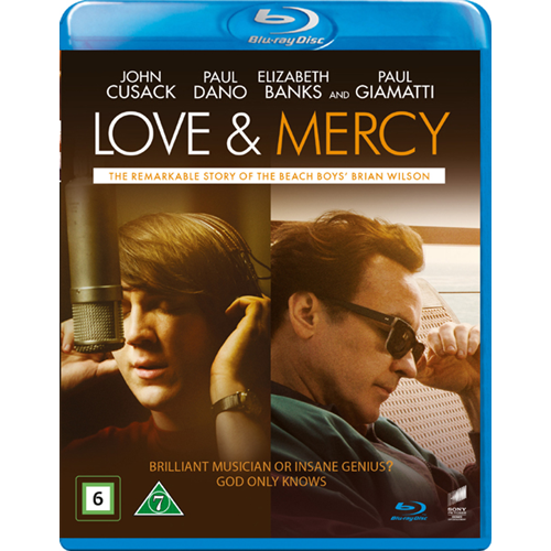 Love & Mercy (BLU-RAY)
