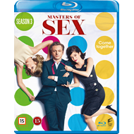 Masters Of Sex - Sesong 3 (BLU-RAY)