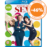 Produktbilde for Masters Of Sex - Sesong 3 (BLU-RAY)