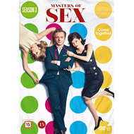 Masters Of Sex - Sesong 3 (DVD)