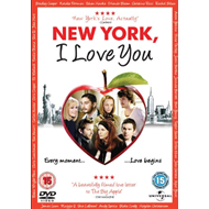 New York, I Love You (UK-import) (DVD)