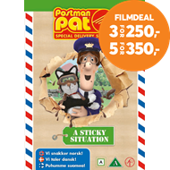 Produktbilde for Postman Pat Special Delivery Service - A Sticky Situation (DVD)