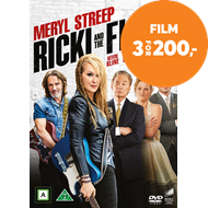Produktbilde for Ricki And The Flash (DVD)