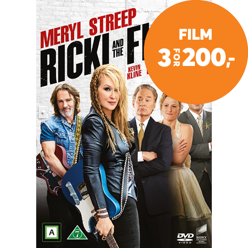 Ricki And The Flash (DVD)