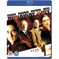 Runaway Jury (UK-import) (BLU-RAY)