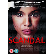 Scandal - Sesong 1 (UK-import) (DVD)
