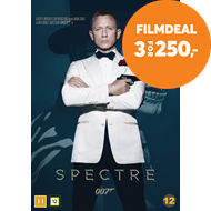 Produktbilde for James Bond - Spectre (DVD)