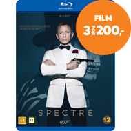 Produktbilde for James Bond - Spectre (BLU-RAY)