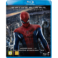 Spiderman - Five-Movie Collection (BLU-RAY)