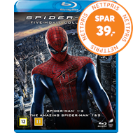 Produktbilde for Spiderman - Five-Movie Collection (BLU-RAY)