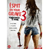 I Spit On Your Grave 3 (DVD)